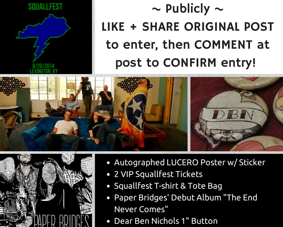 DBN Squallfest Giveaway 2