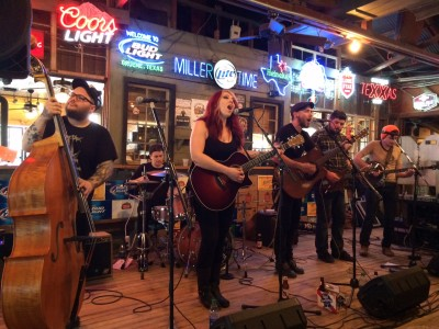 Gallows Bound at Gruene Hall – January 24, 2016